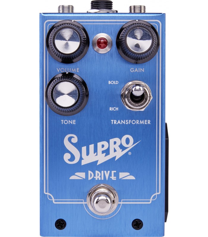 Supro Analog DRIVE overdrive pedala