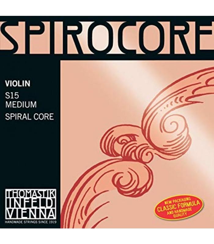 Thomastik Spirocore S15 žice za violinu