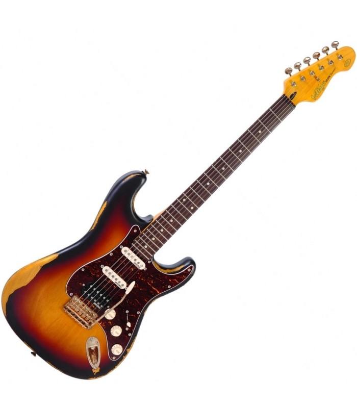 Vintage V6HMRSB Icon Series Električna gitara