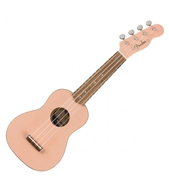 Fender Venice Soprano Ukelele WN SHP