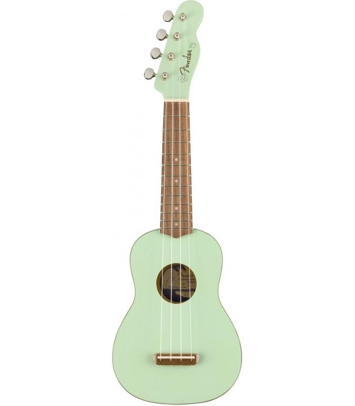 Fender Venice Soprano Ukulele WN SFG