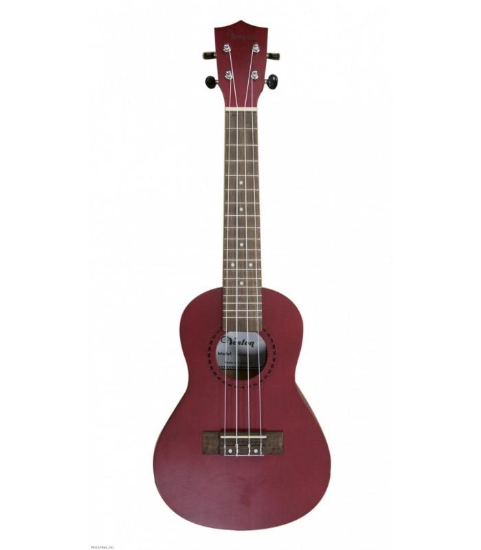 VESTON KUC100 RD Koncert ukulele