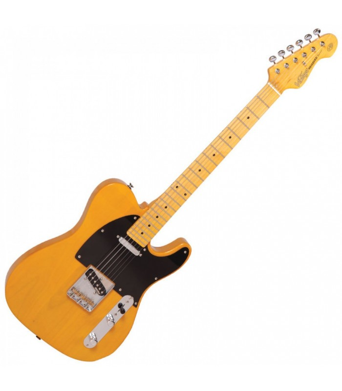 Vintage - V52BS REISSUED - BUTTERSCOTCH električna gitara