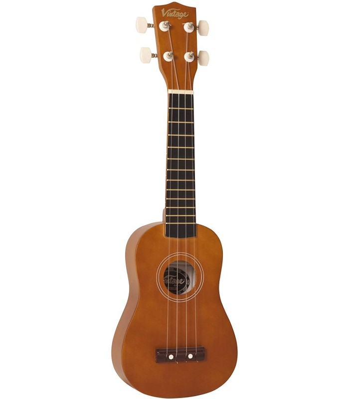 Vintage VUK15 Natural sopran ukulele