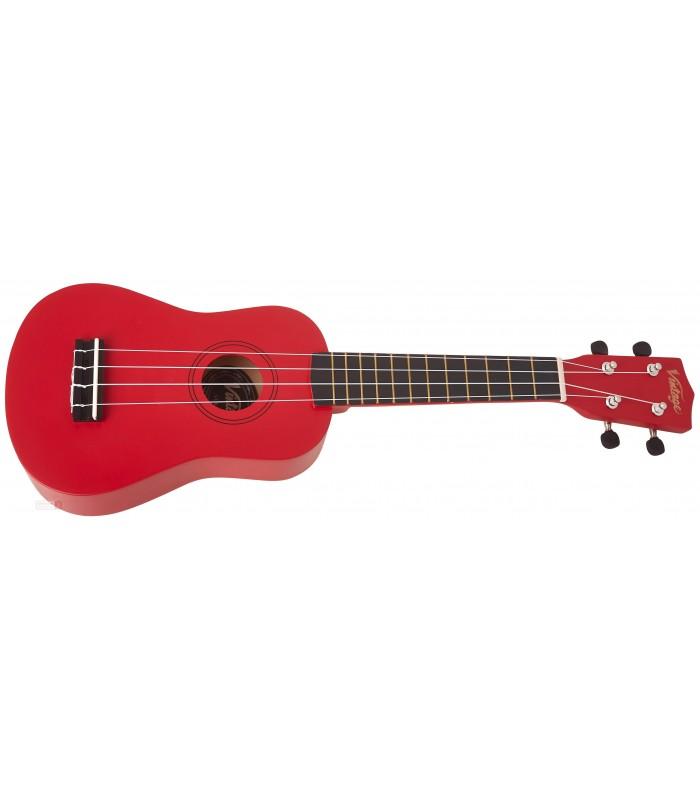 Vintage VUK15 RD sopran ukulele