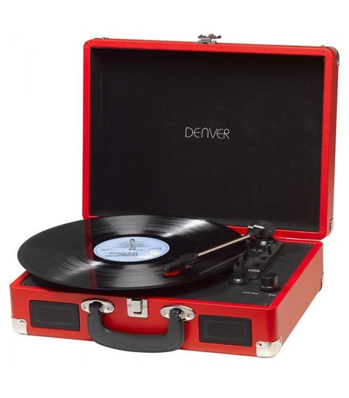 VPL-120 Denver crveni gramofon