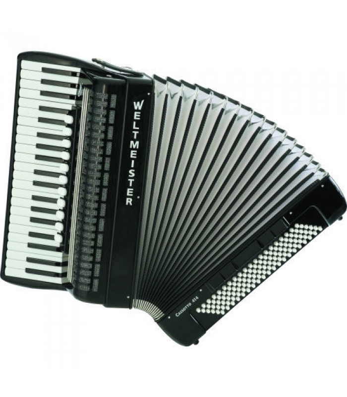 Weltmeister Cassotta 414 klavirna harmonika sa 120 baseva