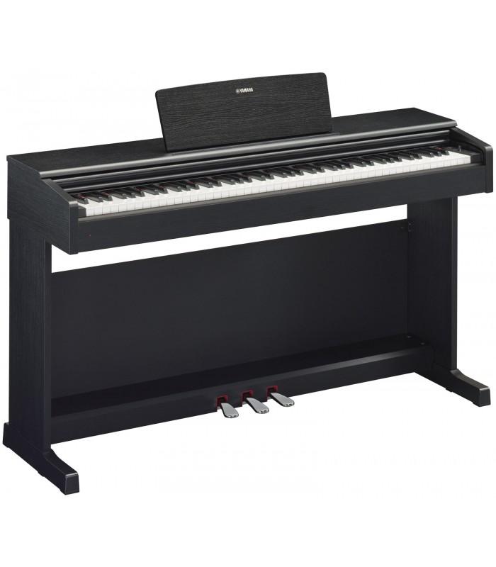 Yamaha YDP-144 black Električni klavir
