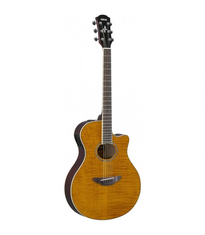 Yamaha APX600FM FMA ozvučena akustična gitara