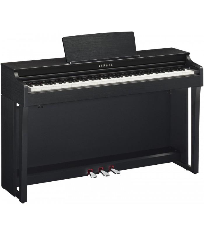 Yamaha CLP-625 Black Električni klavir