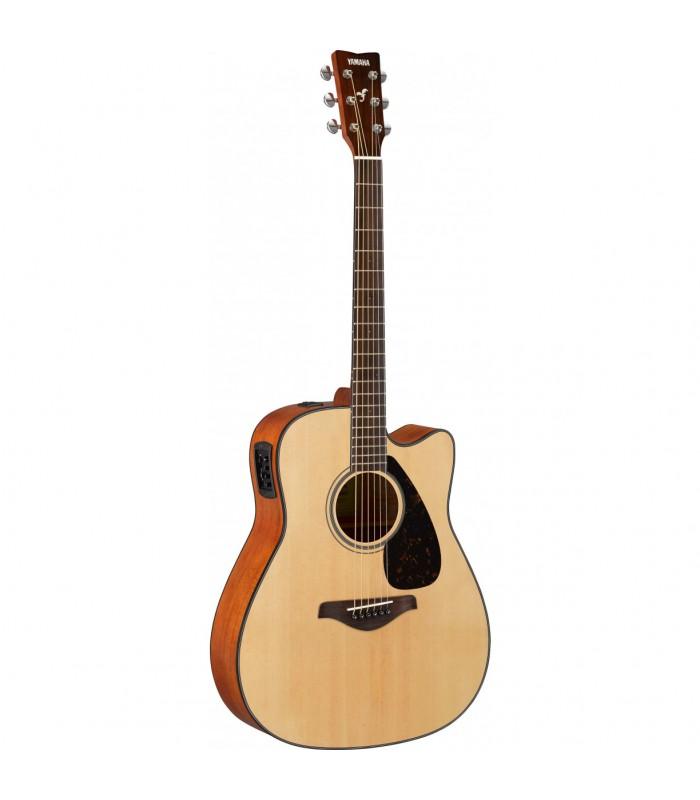 Yamaha FGX800C Natural ozvučena akustična gitara