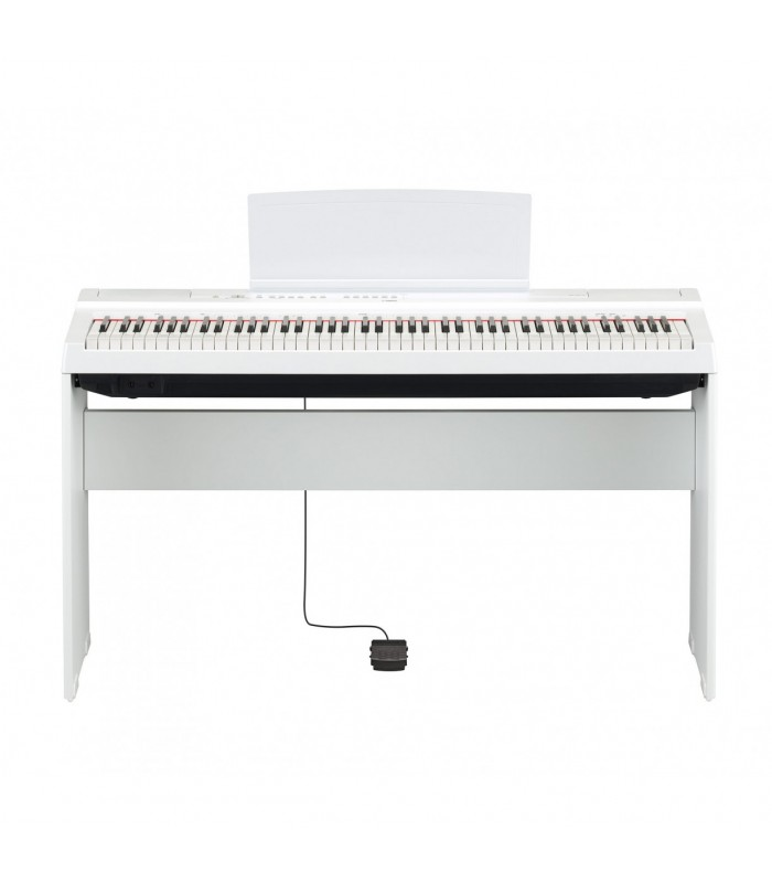 Yamaha P-125 white električni klavir