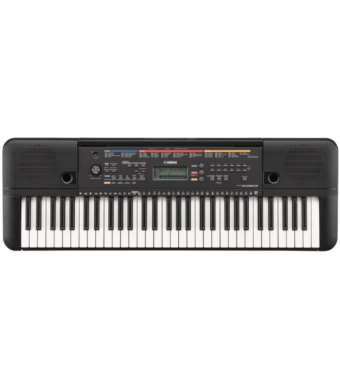 Yamaha PSR-E263 Klavijaura za početnike