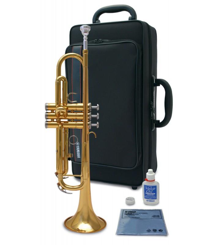 Yamaha YTR-3335 školska truba