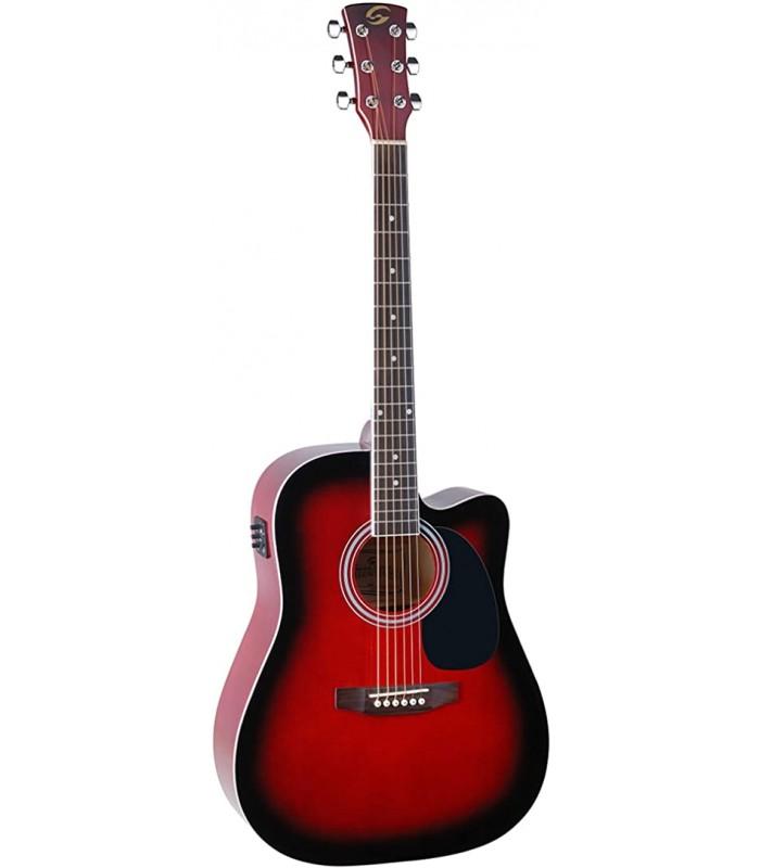 Soundsation YELLOWSTONE DNCE RDS ozvučena akustična gitara