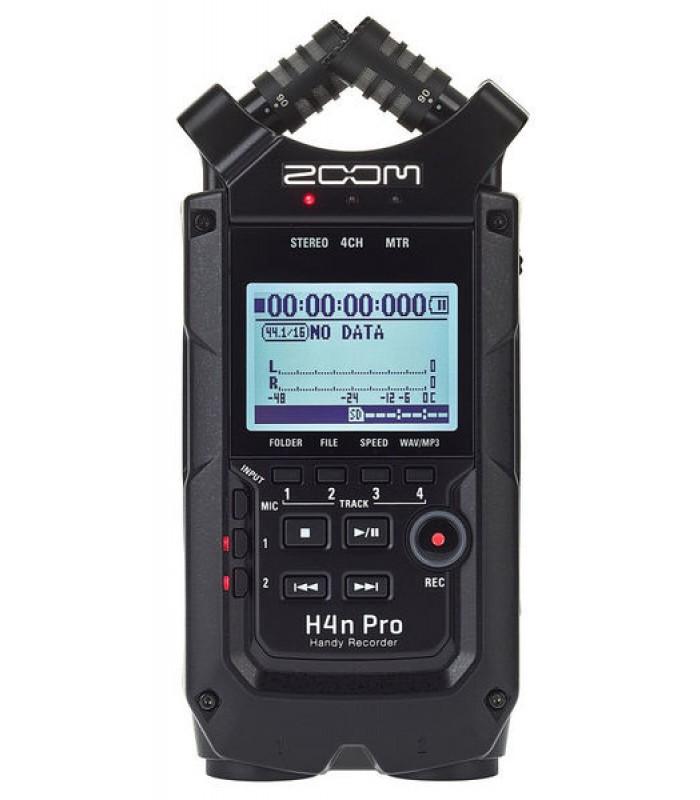 Zoom H4n Pro Black Digitalni snimač