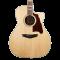 D'Angelico Premier Gramercy Natural Ozvučena akusitčna gitara