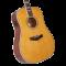 D'Angelico PREMIER Vintage Natural Ozvučena Akustična Gitara