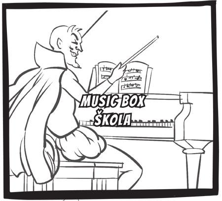 Musicbox Prodavnica Muzickih Instrumenata